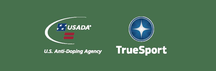 USADA and TrueSport Logos